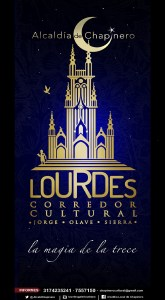 Afiche Lourdes Corredor Cultural