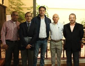 Alcaldes de Sumapaz y Gutiérrez