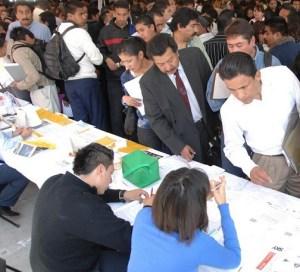 Feria de empleo en San Cristóbal