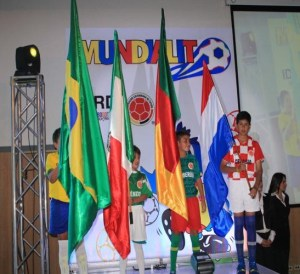 Mundialito de fútbol 2014