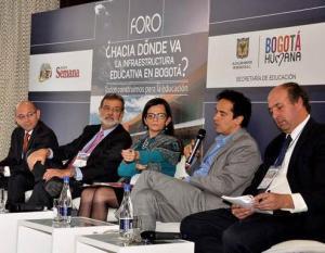 Infraestructura educativa de Bogotá