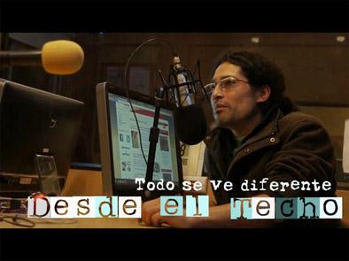 Leonardo Barbosa en Emisora Kenendy