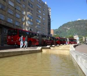 Eje ambiental en Bogotá
