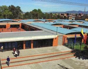 Colegio Colsubsidio Las Mercedes