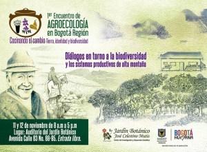!er. Encuentro de Agroecología