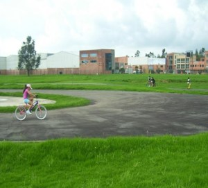 Parque Zona Franca de Fontibón