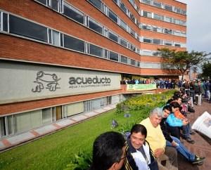 Agua y alcantarillado de Bogotá