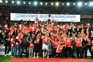 Santa fe ganador de la Copa Sudamericana 2015