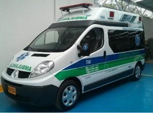 Ambulancias Bogotá