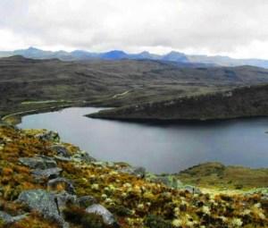 Laguna Los Tunjos