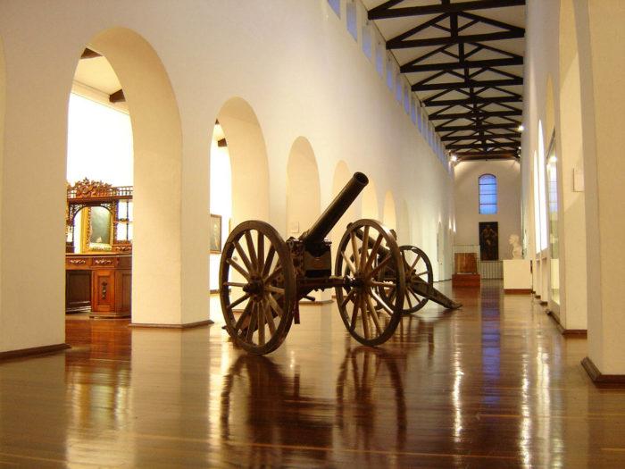 Museo Nacional de Colombia Sala Republicana