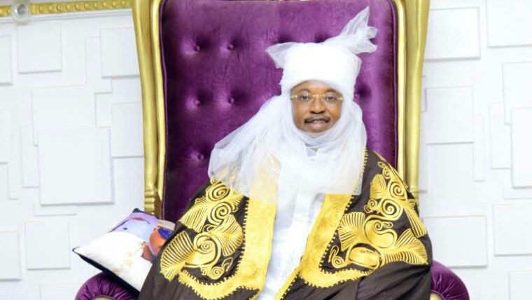 Image result for I haven't adopted the title of an Emir, Oluwo of Iwo