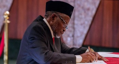 Image result for NJC Meets, May Extend Muhammad's Tenure As Acting CJN