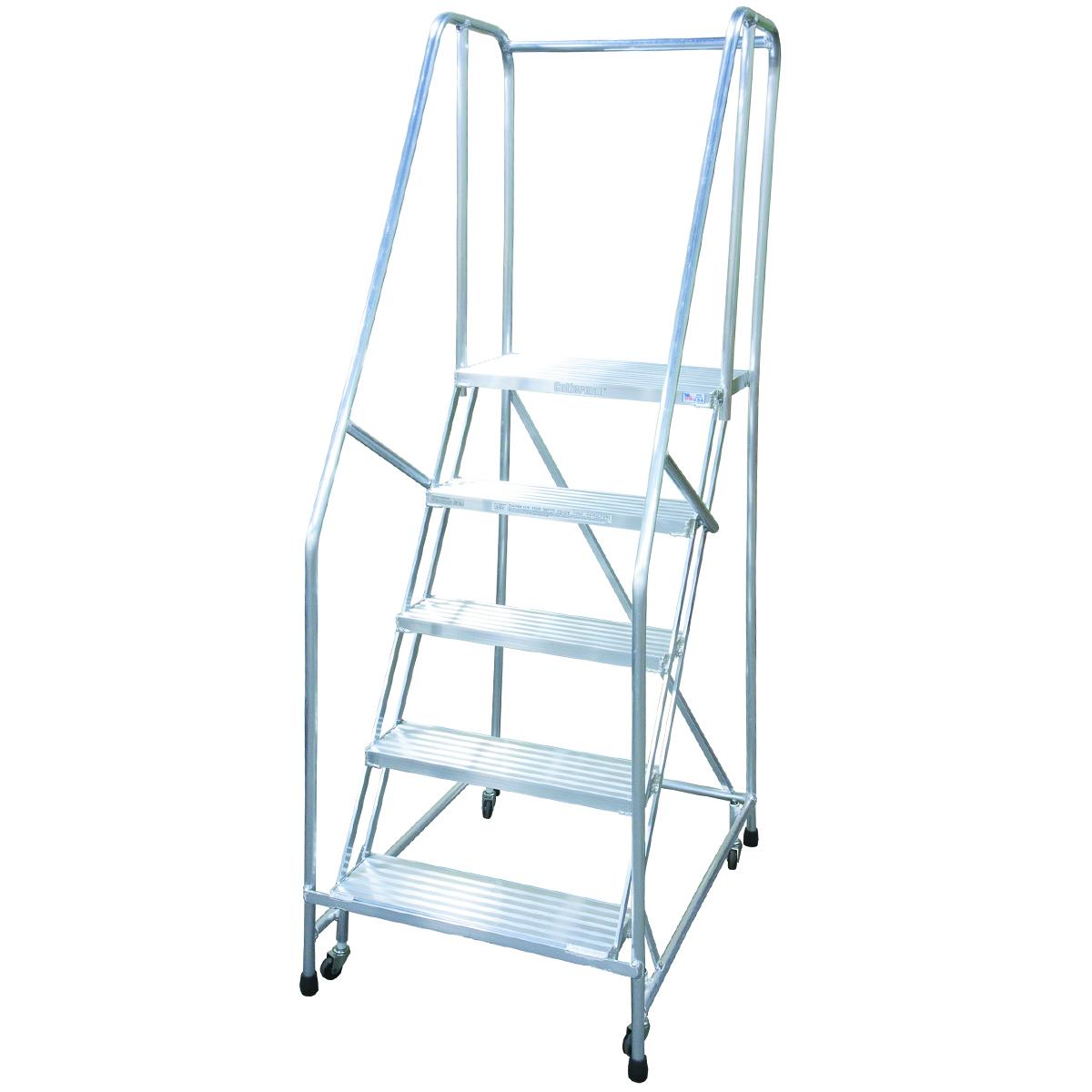 Series A Welded Aluminum Ladder