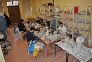 Taller de Ceramica Barruntando, Avilés