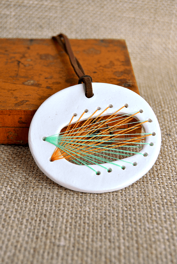 String Art Pendant