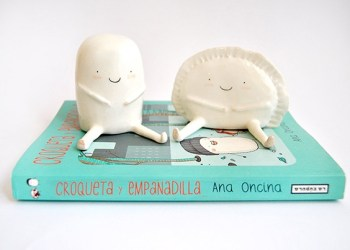 Croqueta and Empanadilla Figures
