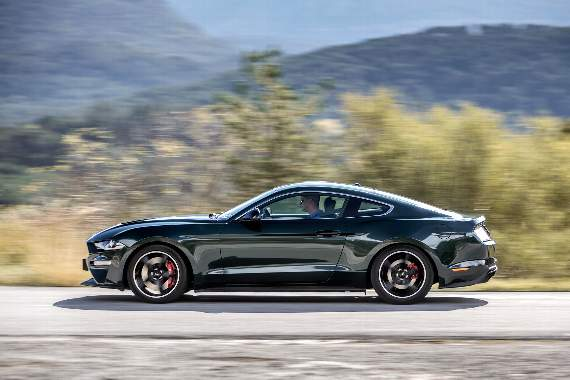 Ford mustang 5.0 v8 gt 2dr auto fastback. Ford Mustang 5 0 V8 Gt Fastback Bullitt A Legend Reborn Motors Review By Tony Yates The Barry Gem