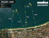 Swim Course - 3.8km