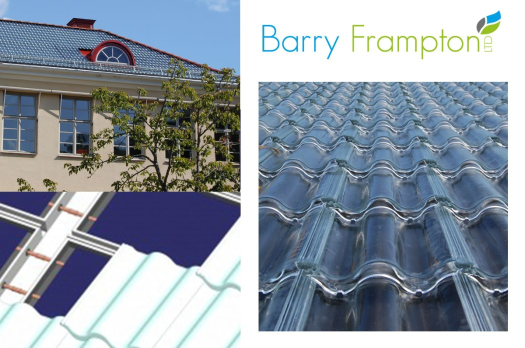Glass Roof Panels Deliver More Efficient Heating