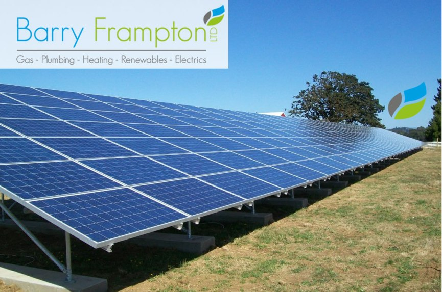 Ground Mounted Solar PV System