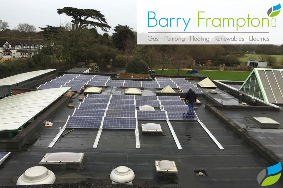 Solar Electricity for Schools Lymington