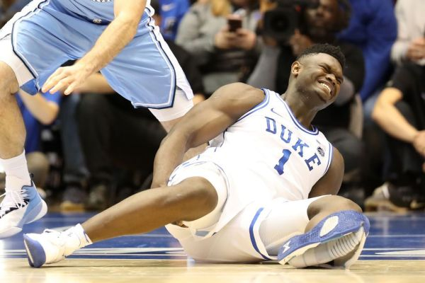 What does loyalty have to do with Nike and Zion Williamson?