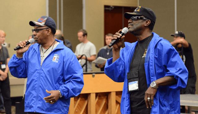 SiriusXM Veterans, Barry Gipson, VA, Veterans, LinkedUp Podcast, The D.O.C., radio, music