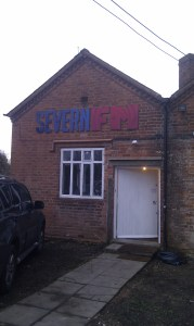 The Severn FM Studio