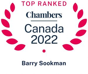 Barry Sookman Technology and Intellectual property lawyer