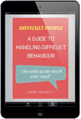 Difficult People; How to Handle Difficult Behaviour – E-book