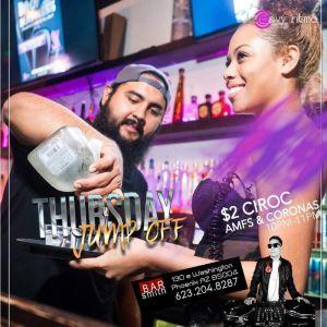 Jump OFF Thursdays - 2 Floors | 2 Sounds @ Bar Smith | Phoenix | Arizona | United States