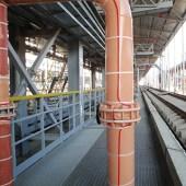 Right Temperatures in Russian Crude Oil Terminal