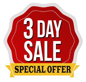 Brand - Logo 3 Day Sale