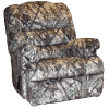 Western Recliner-Htc Camo Custom Old West Furniture