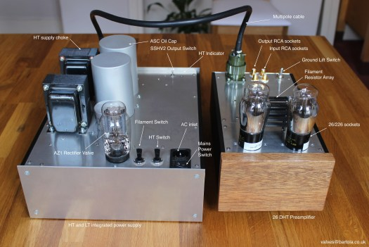 26 preamp overview