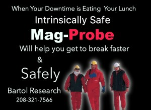 Bartol Mag-Probe Newsletter