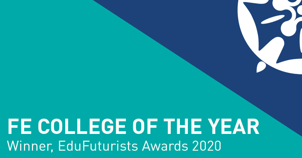 Barton Peveril named FE College of the Year
