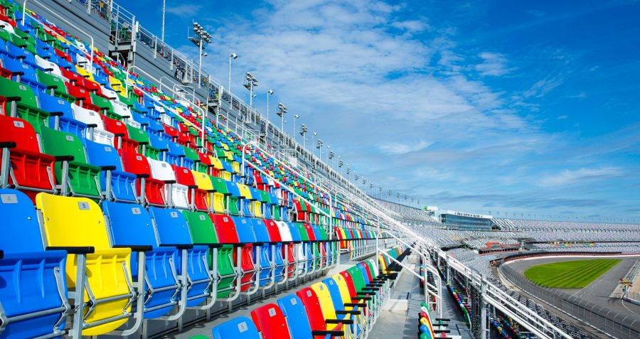 Barton Malow_Daytona International Speedway_Daytona Rising