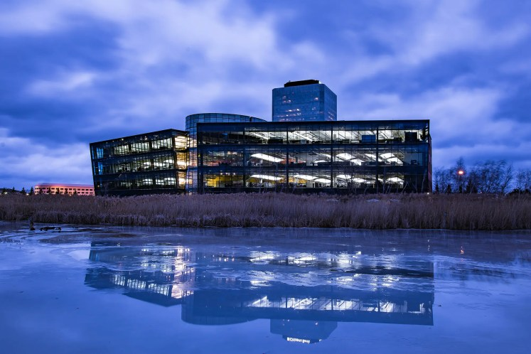 Barton Malow Southfield, Michigan headquarters building