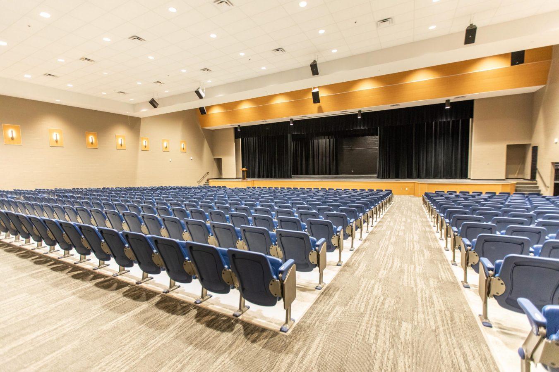 Rockvale High School auditorium