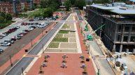 University of Virginia_Brandon Ave Infrastructure