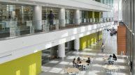 Wayne State University iBio Atrium