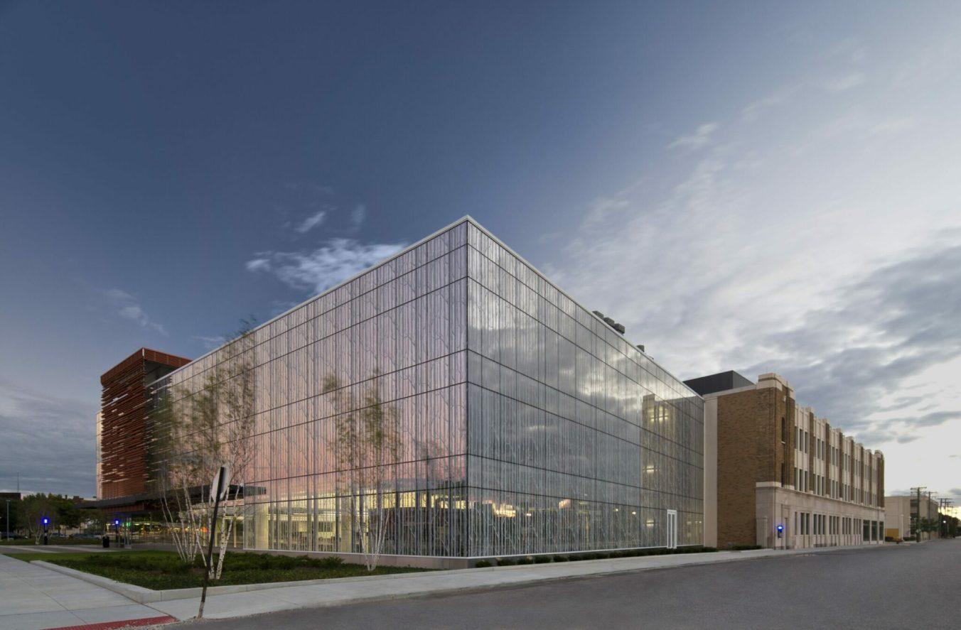 Wayne State University iBio Exterior