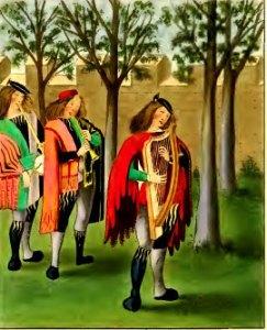 Medieval-Minstrels