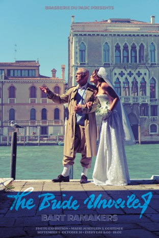 Bart Ramakers The Bride Unveiled Brasserie du Parc tijdens Internationale Fotobiënnale Oostende 2021