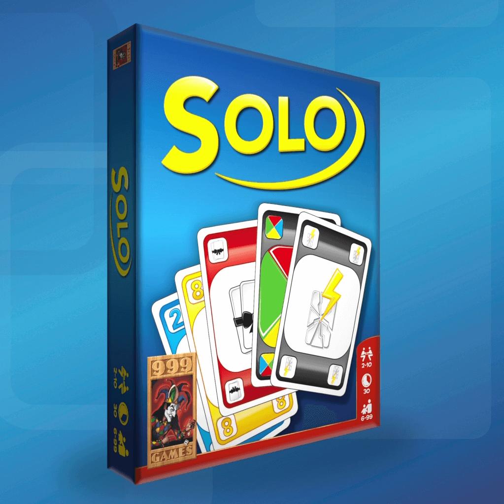 SOLO - TRAILER