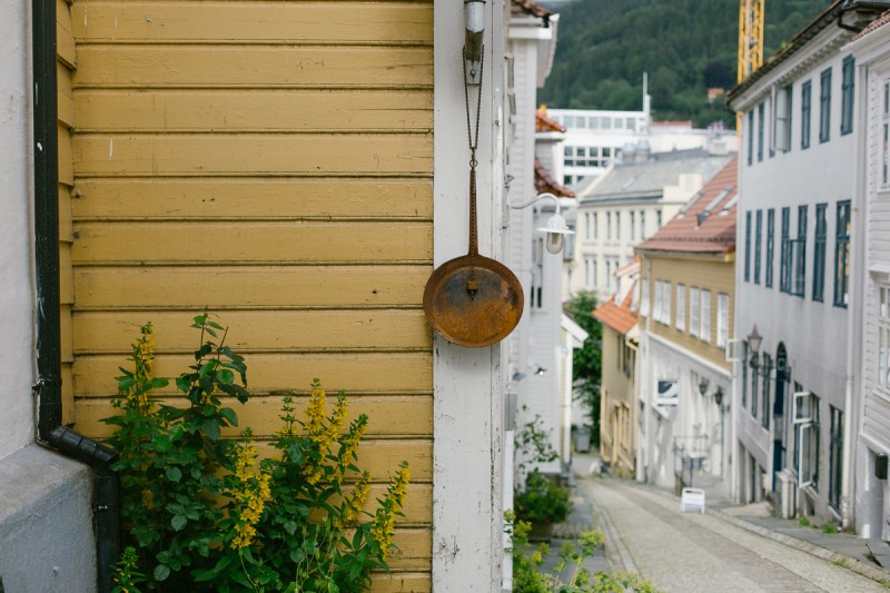City Interventions, Bergen, Bartolomeo Koczenasz