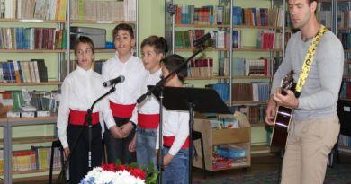 Svečano otvaranje školske knjižnice