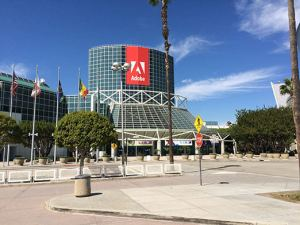L.A. Convention Center Adobe Max 2014